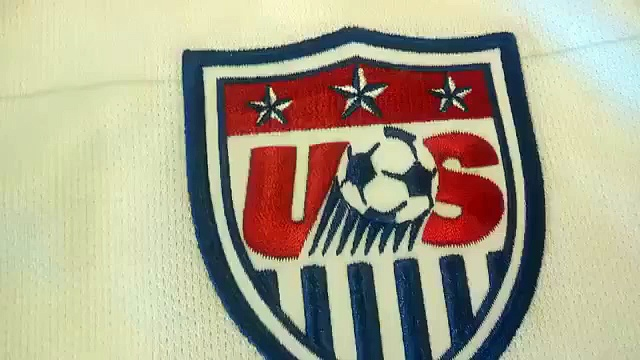 Authentic Nike US Soccer Home Jersey World Cup