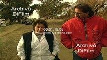 DiFilm - Maestras rurales Escuela Nº11 en General Belgrano 1997