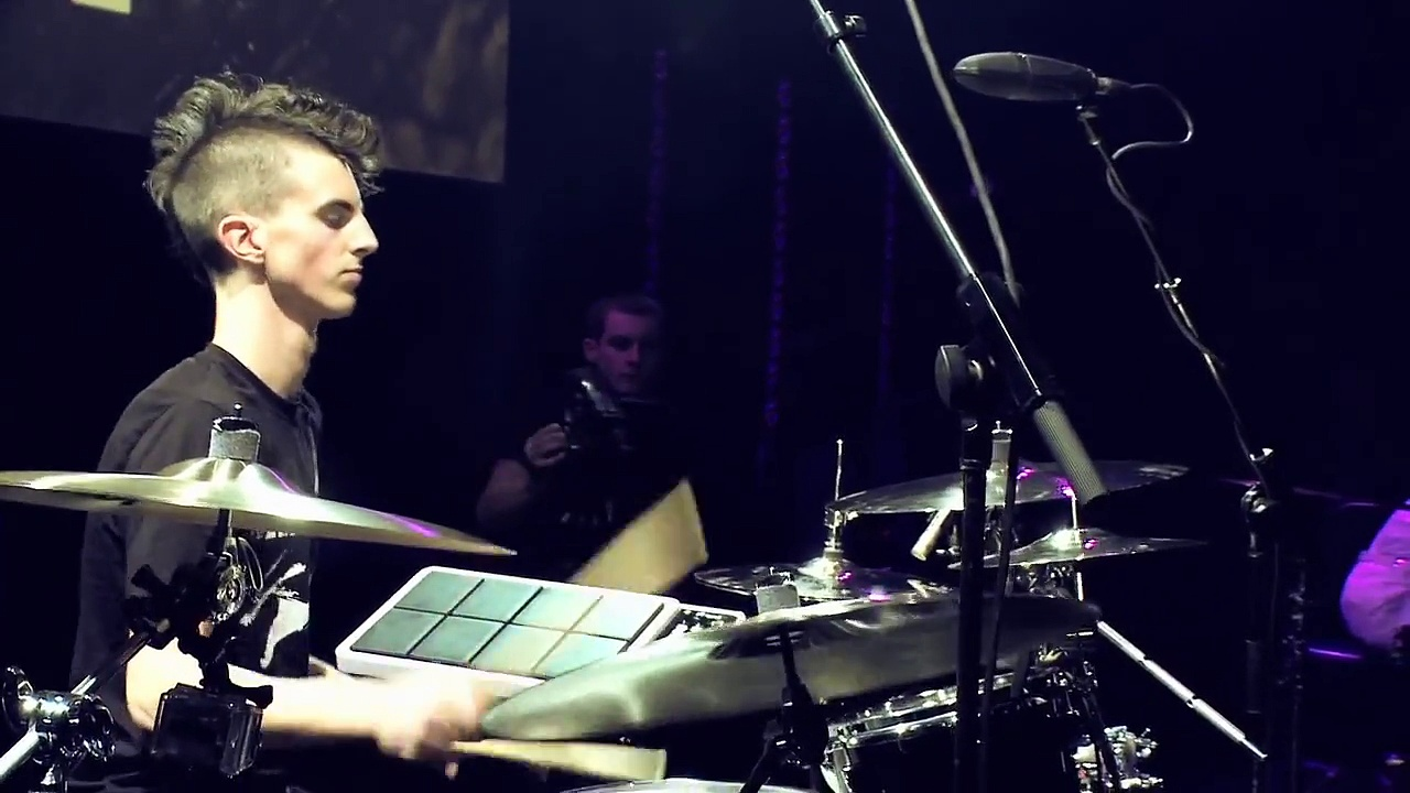 Guitar Center Drum-Off 2011 Champion JP BOUVET