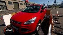 Car Tech - Ford demos driverless parking tech