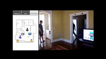 Smarthome Demo - 2 person tracking with electrical and water events