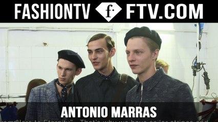 Antonio Marras Backstage Spring/Summer 2016 | Milan Collections: Men | FashionTV
