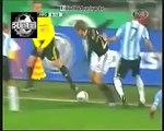 Alemania 0 vs Argentina 1 Amistoso 2010 Higuain, Veron, Messi FUTBOL RETRO TV