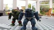 Halo Mega Bloks: Battle for Tabletop Ridge (Stopmotion Contest entry) 31/10/11