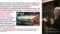 JFK Assassination - JFK Assassination Witnesses - JFK Witnesses Deaths