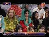 Rahmat Baras Rahi Ha Muhammad K Her Shar Ma HD Vedio Naat at Noor e Ramazan on HUM TV [2015] - Muhammad Khawar - Tahir Nadeem Qadri
