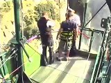 Shotover Canyon Swing: Queenstown, NZ
