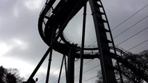 Oblivion drop, Alton towers 21/03/15