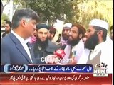 Taliban and Pakistan are brothers : Lal Masjid Students
