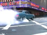 Streetracing in TIME SQAURE NY