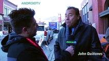 John Quiñones at Sundance Film Festival AndroidTV