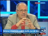 Rosca Stanescu: ROMANIA - STAT MILITARIZAT, dat pe mana SRI, arata mai rau sub Iohannis