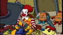 Wacky Adventures of Ronald McDonald: Visitors From Outer Space (3/4)