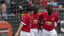 Manchester United Legends vs Bayern Munich Legends 4 2 All Goals & Highlights Friendly Match 2015