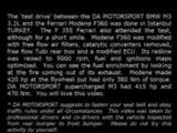 BMW M3 Turbo VS Ferrari Modena