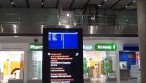 Новый терминал аэропорта Пулково - аэропорт Пулково новый терминал