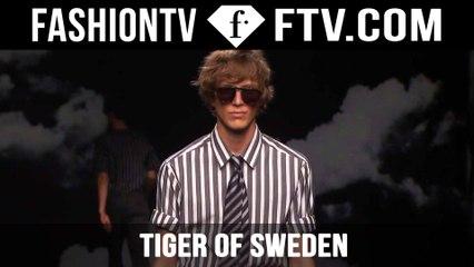 Tiger of Sweden Show Spring/Summer 2016 | London Collections: Men | FashionTV