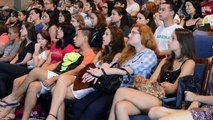 Faculdade de Medicina da USP recebe calouros para  o início do ano letivo