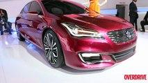 Maruti Suzuki Ciaz Concept & SX4 S-cross - 2014 Auto Expo