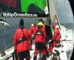 Volvo Ocean Race 2008 - Ferocious Southern Ocean Plays Havoc With Volvo Ocean Race Fleet