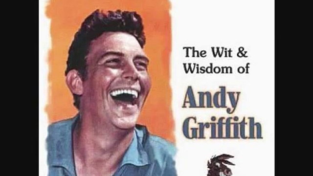 The Wit And Wisdom Of Andy Griffith - Andy & Cleopatra