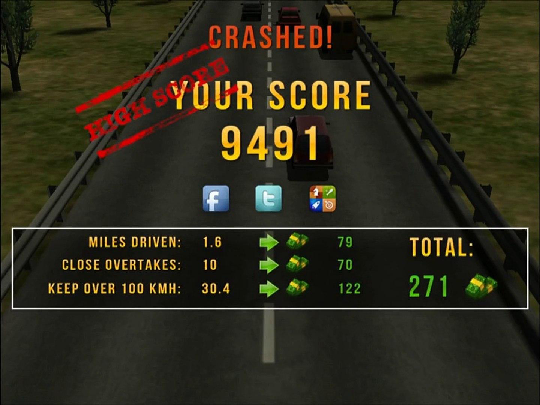 Traffic Racer - Universal - HD Gameplay Trailer