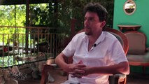 """L'interview de Guillaume Levil, réalisateur du court-métrage """"La curieuse histoire sans cuillère""""."""