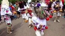 San Miguel Zapotitlan, Semana Santa judios 2014 Viernes Santo 9/16 Las Higueras de los Natoches...