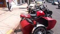 Sidecar para motos Harley, Honda, Yamaha, Suzuki, etc.