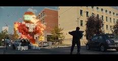 PIXELS Featurette - Josh Gad vs. Centipede - Making of Pixels