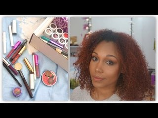 - Haul Makeup - ColourPop, Sephora US, Beautyjoint, Gerard Cosmetics, L.A Splash, Mac, Kiko...