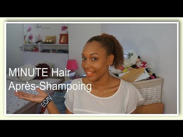 MINUTE Hair - Après-Shampoing