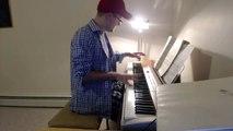Chopin/Landry - Fantaisie Impromptu (live improvisation)