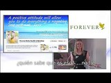 Angela Loughran - Forever Living - Clean 9, Networking - Madrid