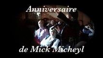 Hommage à Mick Micheyl pour son anniversaire