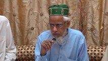 Muhammad Farooq Warsi Sahib~Urdu Naat~Suraj Ka Smakna to bas ek bahan hai