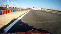 Onboard Karting - GoPro - Salbris - Rotax Junior ( 2 )