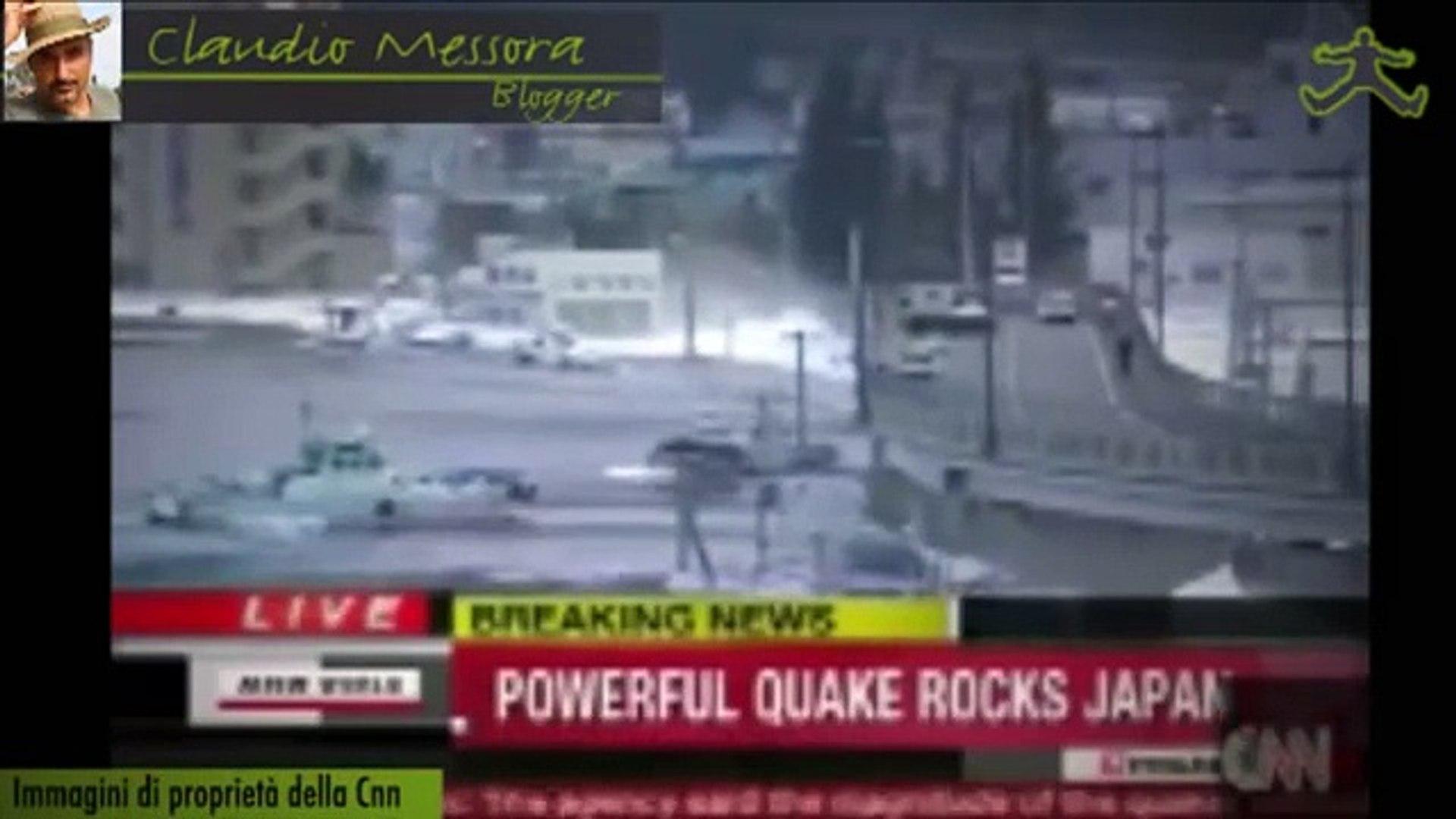 Terremoto - Da l'Aquila al Giappone - Claudio Messora Byoblu - Cadoinpiedi.it