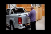 Volkswagen Amarok Accessories Hardtops Covers Top Up Cover - Pegasus 4x4
