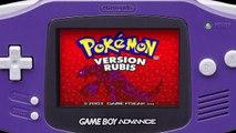 Pokémon Rubis Oméga / Saphir Alpha Nouveau Comparatif Pokémon Rubis / Saphir [FR]