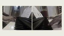 Four Hands Duet - Secret (Piano Cover)