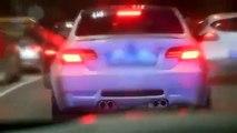 Pościg za białym BMW M3 E92 w warszawie, złapany przez policje!