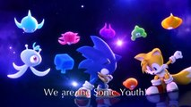 SONIC: Sonic Youth (by Crush 40) [With Lyrics]