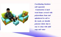 Warner Brothers Scooby Doo Deluxe Toddler Sofa and