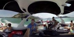 Alpium Video 360 immersive en Savoie, Lac d'Annecy, Aravis, Megève