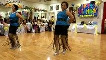 Quizas Bachata Line Dance (Blandina's70thBday2015)