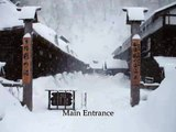 Japan Visual Clip Series - Tsurunoyu Onsen in Snow -