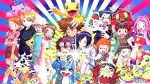 Digimon Unsere Digiwelt/Lebe deine Träume