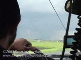 Tornado   Storm Chase Highlights 2005 (Supercell Thunderstorms, Tornadoes and Lightning)