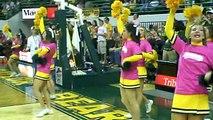 Baylor Girls Basketball-Cheerleaders